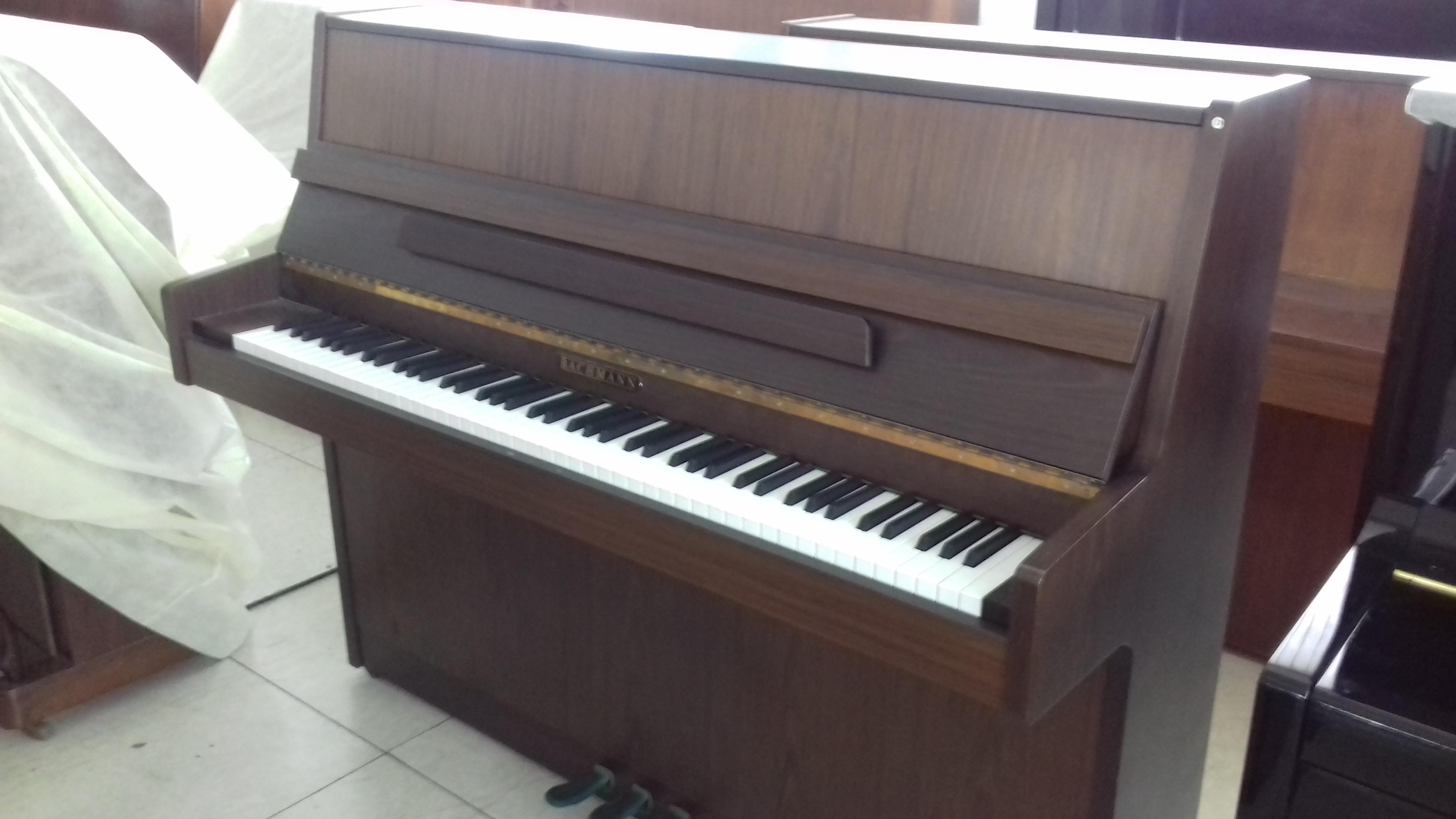 Pianoforti: Pianoforte verticale Bachmann